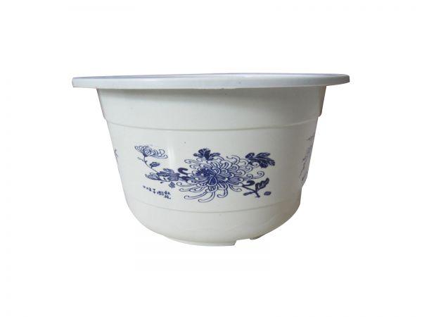热门印花花盆