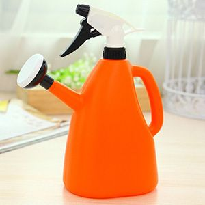 橙色两用壶